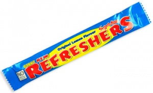 Giant Refresher Original Chew Bar Sweets From The Uks